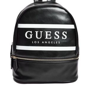 GUESS Women's Marisoll Gym Logo Backpack Brand New
